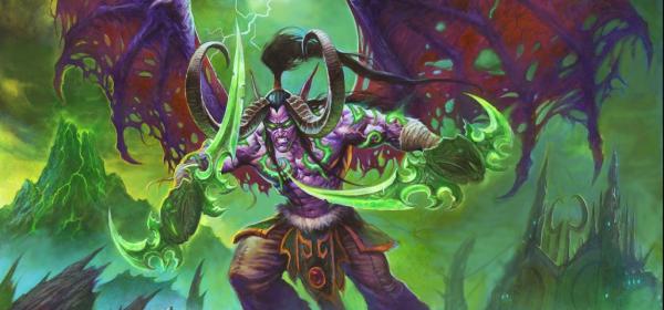History of Demon Hunter