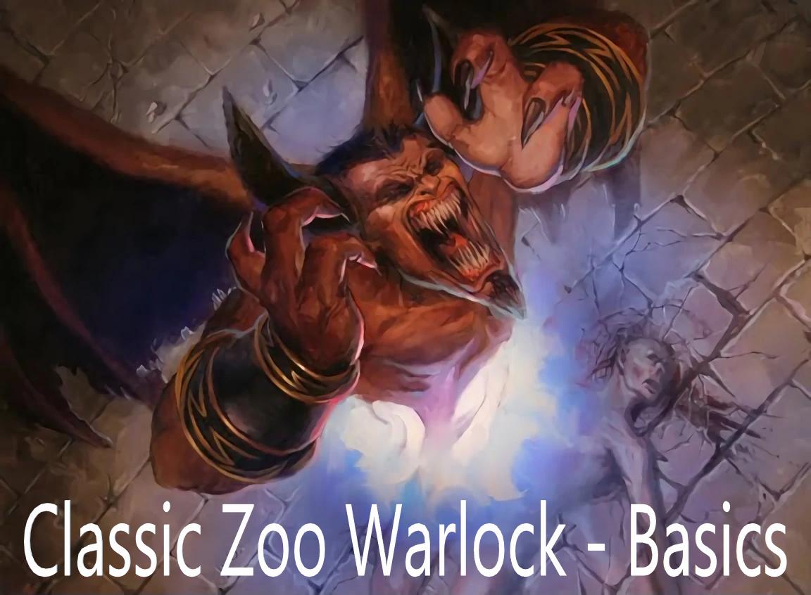 Classic Zoo Warlock
