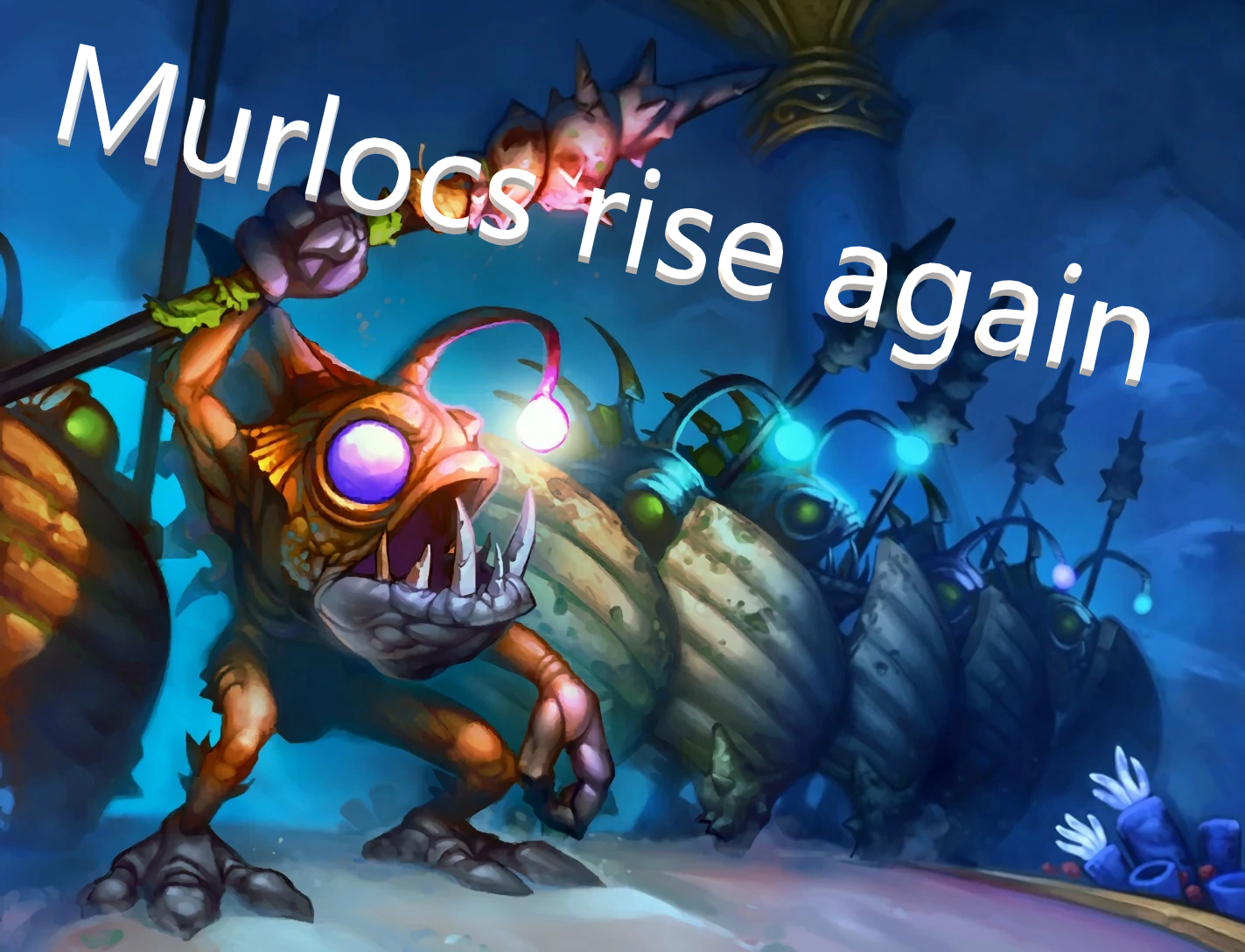Standard Murloc Paladin Rise Again