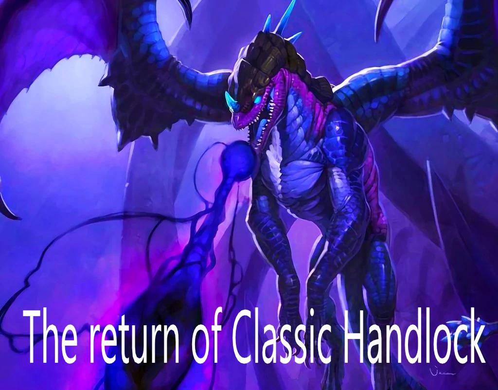 The basics of Classic Handlock