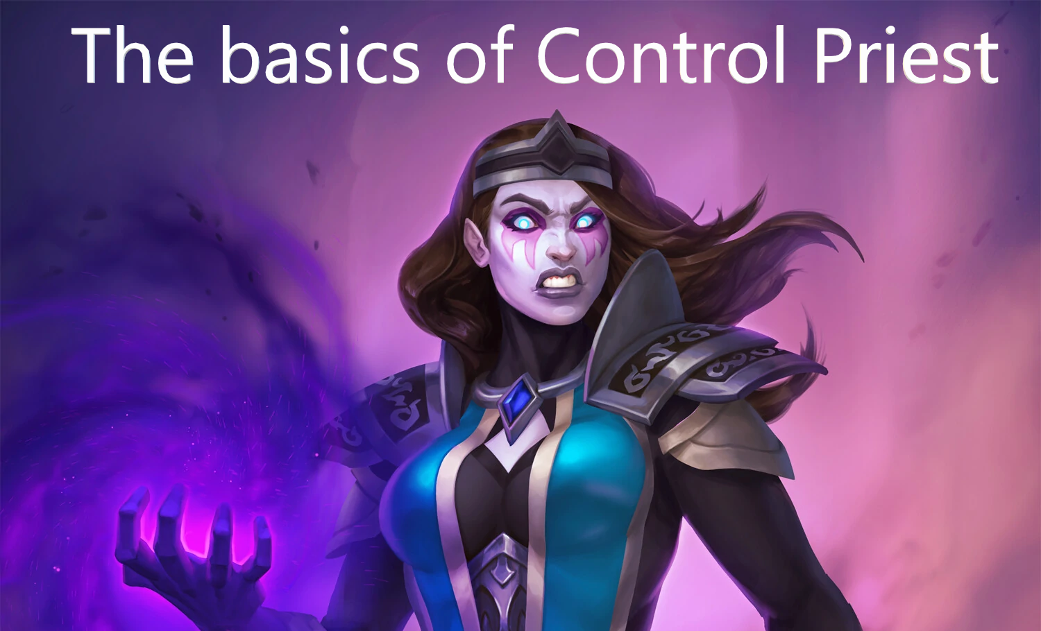 the basics of control priest