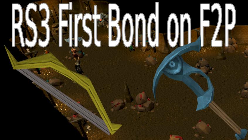 RS3 F2p First Bond