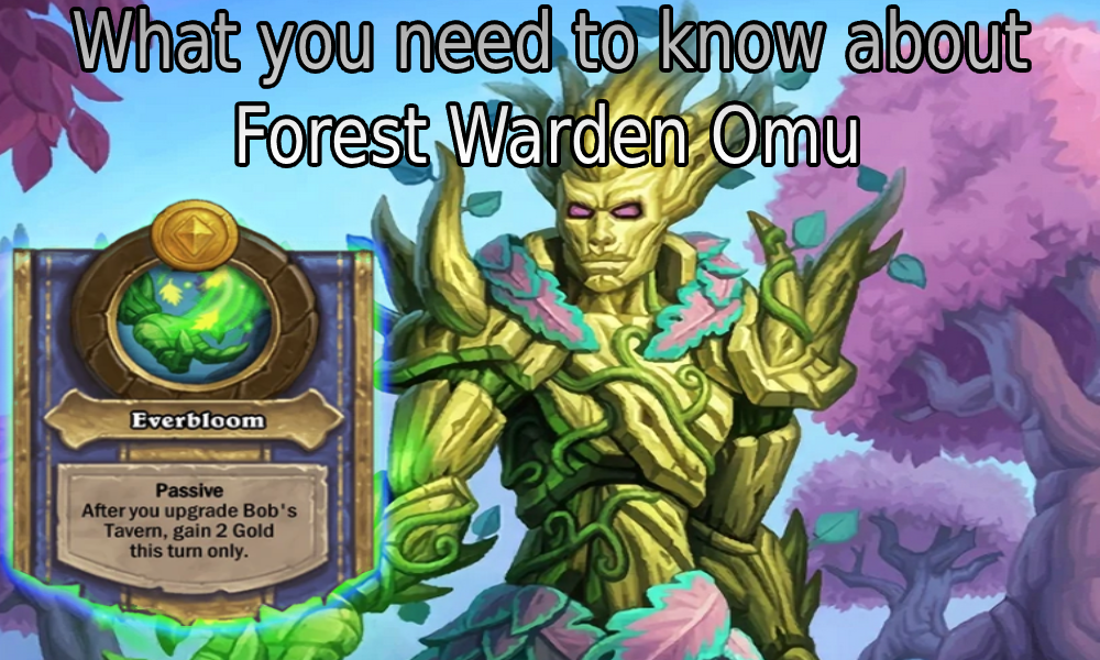 What you need to know about Forest Warden Omu