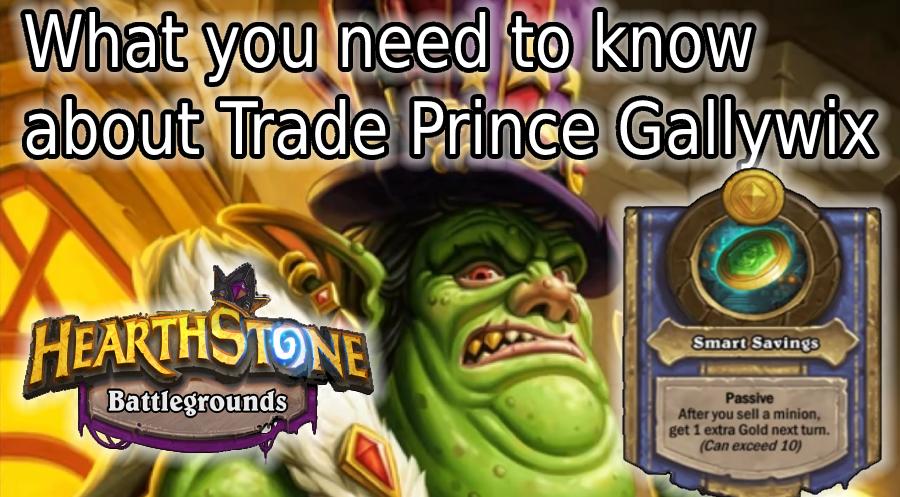 Battlegrounds Trade Prince Gallywix Guide