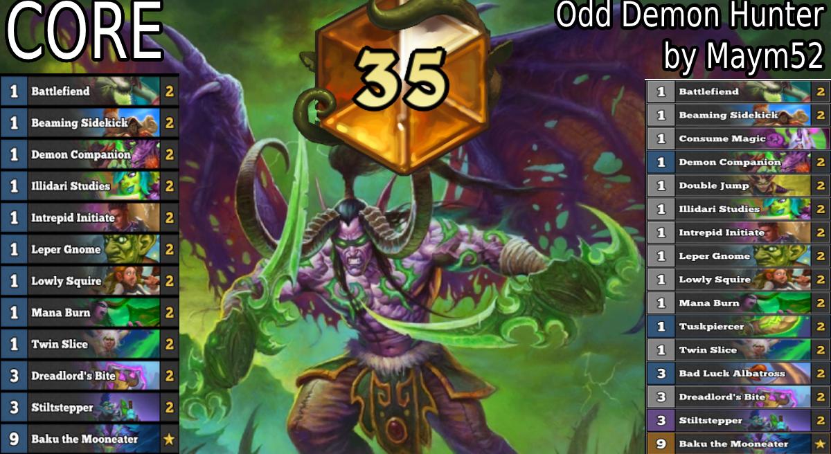 Maym Odd Demon Hunter Guide