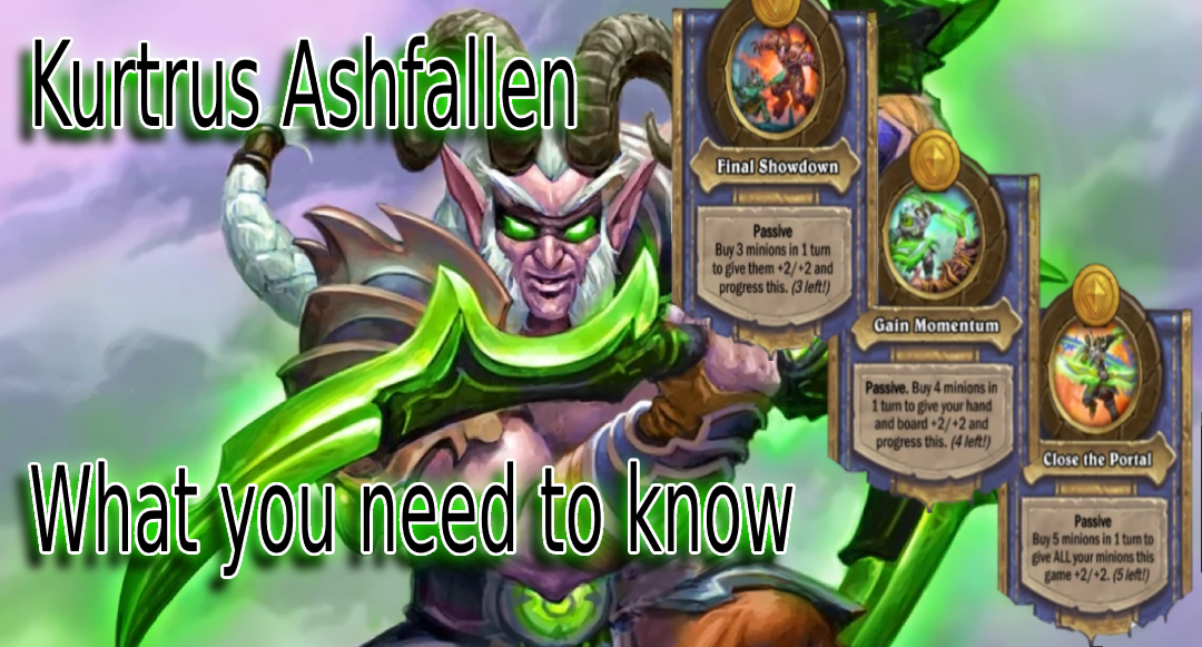 What you need to know about Kurtrus Ashfallen
