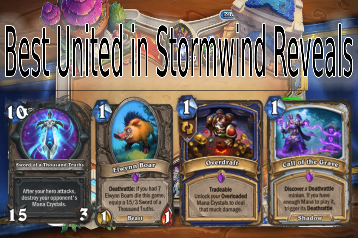 Best first-reveals United in Stormwind