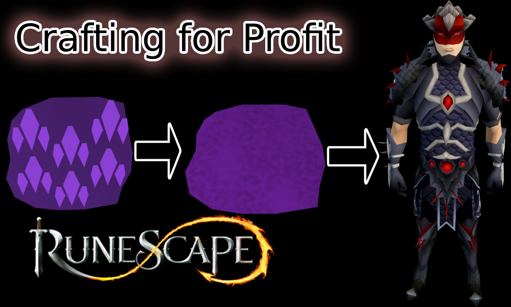 Royal Dragon Hide Crafting RS3 Runescape3