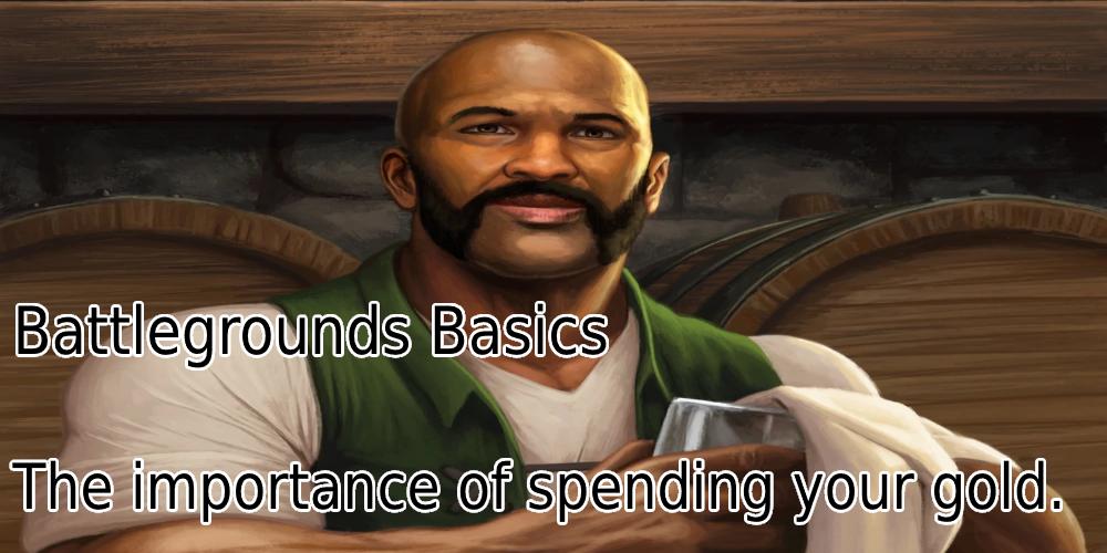 Battlegrounds Basics Economy Basics